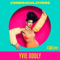 YvieCondragulations