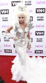 Farrah Finale Red Carpet