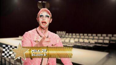 MilkCastingLook