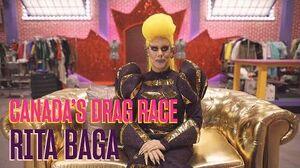 Canada's Drag Race Meet Rita Baga