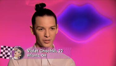 Violet Confessional