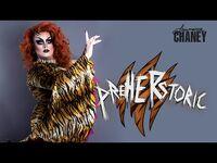 LAWRENCE CHANEY - PreHERstoric GRWM Makeup Video - RuPauls Drag Race UK S02E06