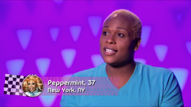 Peppermint confessional
