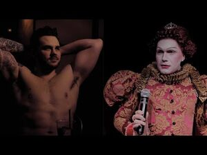 MARY, QUEEN OF SCOTS — Comedy Show feat