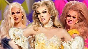 All of Lemon's Runway Looks Canada's Drag Race
