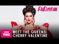Meet Cherry Valentine - RuPaul's Drag Race UK Series 2