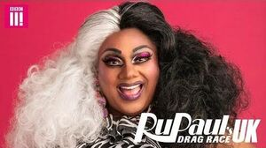 Vinegar Strokes Meet The Queens Drag Race UK (Season One)