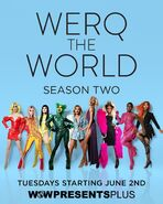 WerqTheWorld Cast S2 Promo