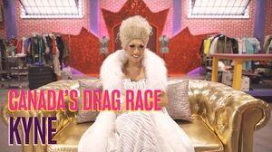 Canada's Drag Race Meet Kyne