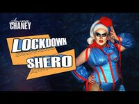 LAWRENCE CHANEY - Lockdown Sheroes GRWM Makeup Video - RuPauls Drag Race UK S02E07