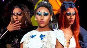 All of Priyanka's Runway Looks Canada's Drag Race