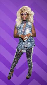 Monique Denim Look