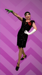 Sasha Caterory Is