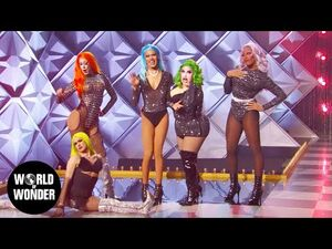 "Canada's Drag Race S1 ""Not Sorry Aboot It"" Performance"