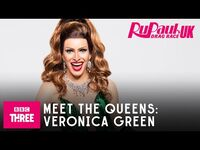 Meet Veronica Green - RuPaul's Drag Race UK Series 2