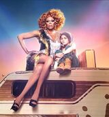 RuPaul and Izzy G AJ and The Queen Promo03