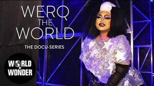 "WERQ THE WORLD Exclusive Clip ""Kim Chi"" - Shade"