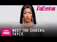 Meet Tayce - RuPaul's Drag Race UK Series 2
