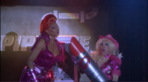 Ruby and Alma Joy in Girl You're A Woman Musical Number S 1 E 2