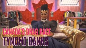 Canada's Drag Race Meet Tynomi Banks