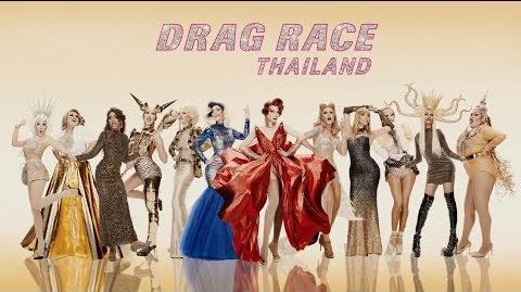Drag Race Thailand Teaser