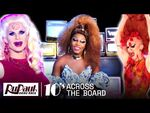 Asia O'Hara's 10s Across the Board - Stunts and Reveals