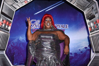 Latrice Royale, Super Queen Look