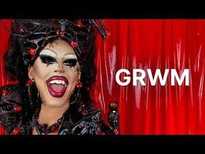 GRWM - Q&A - MAKEUP MOMENTS - CHERRY VALENTINE
