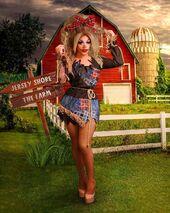 Ariel Versace, Farm Look