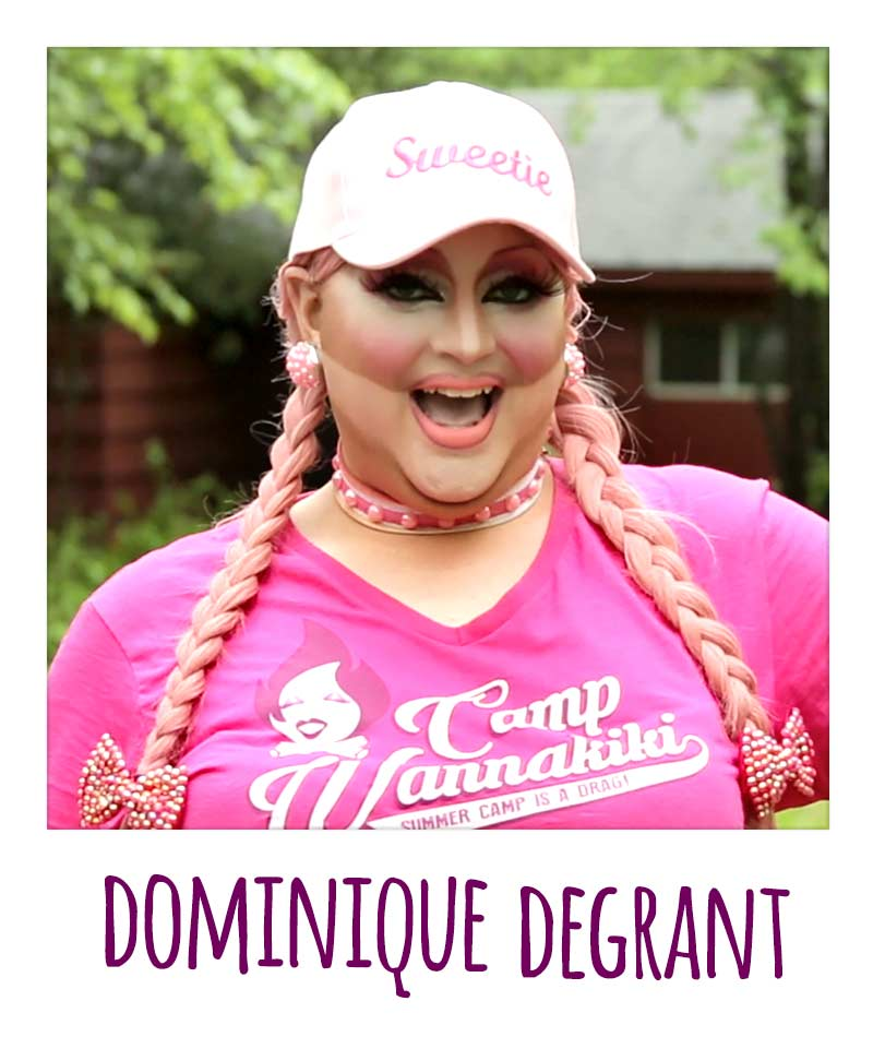 Dominique DeGrant