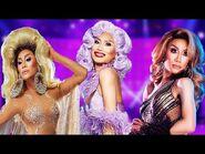 All of Kahmora Hall's Runway Looks - Rupaul's Drag Race Season 13