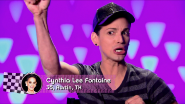 Cynthia Lee Fontaine confessional