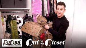 Inside Jan's NYC Apartment S3 E1 RuPaul's Drag Race Out of the Closet