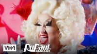Season 12 Queens Do Impressions of Each Other