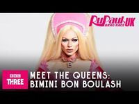 Meet Bimini Bon Boulash - RuPaul's Drag Race UK Series 2