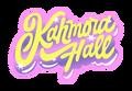 KahmoraHallS13Logo