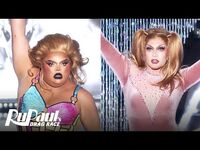 "Season 13 Grande Finale's ""Work Bitch"" Lip Sync"