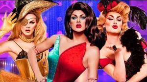 All of Scarlet Envy's Runway Looks from Rupaul's Drag Race Season 11