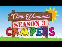 Camp Wannakiki Season 3 Meet the Campers