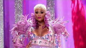 Peppermint vs Sasha Velour — Season 9 Finale