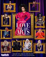 Love for the arts s1 promo