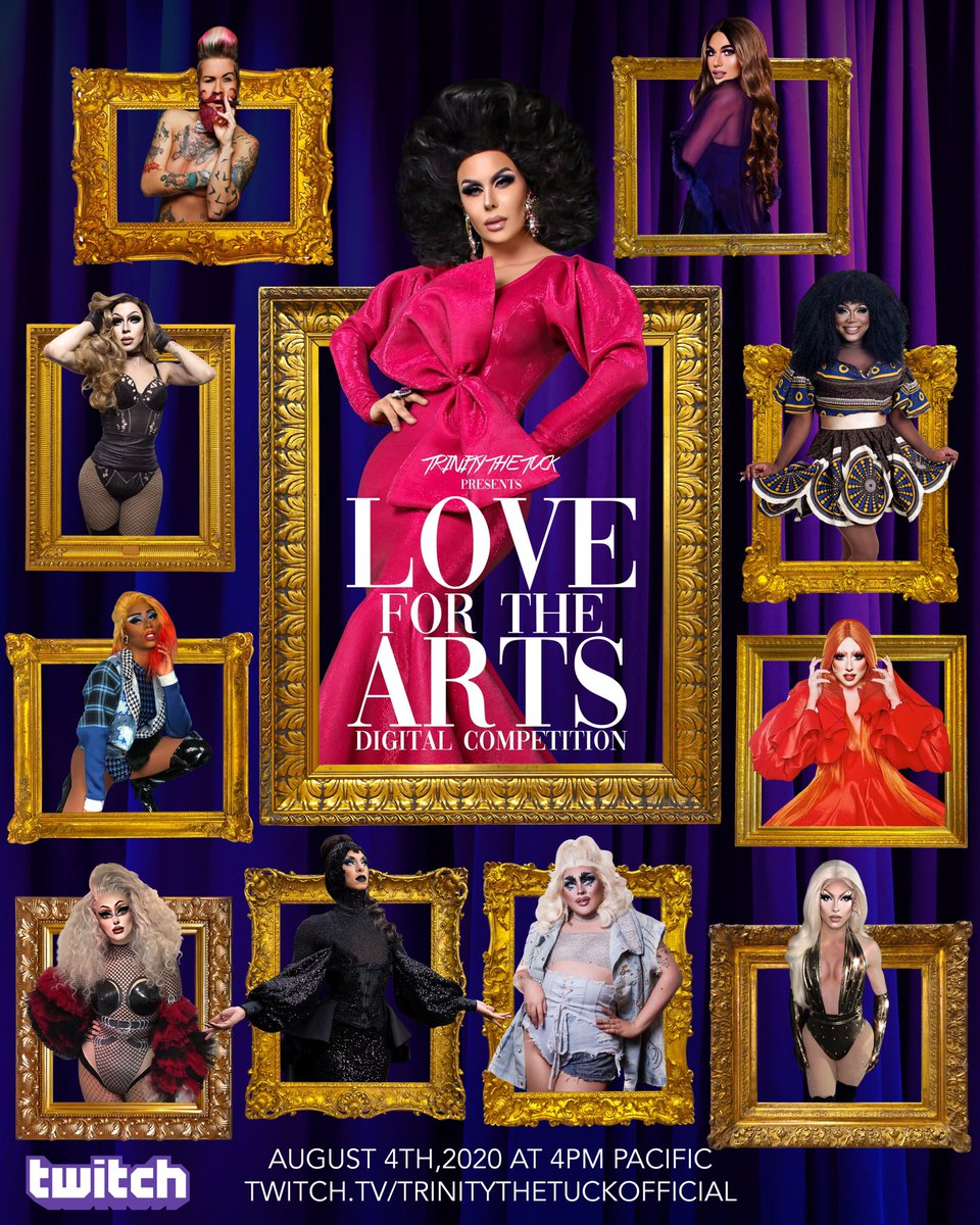 Love For The Arts (Season 1)