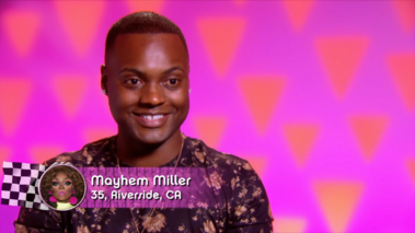 Mayhem Miller confessional