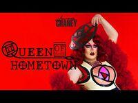 LAWRENCE CHANEY - Queen Of Your Hometown GRWM Makeup Video - RuPauls Drag Race UK S02E01