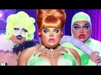All of Kandy Muse's Runway Looks Rupauls Drag Race
