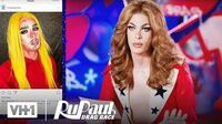 Season 12 Queens React to Their First Picture in Drag