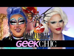 Geek Chic S2 E4- Final Fantasy VIII PART 2 with Rock M Sakura