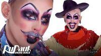 Crystal Methyd's Fall Runway Look Makeup Tutorial