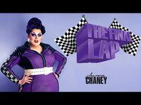 LAWRENCE CHANEY - The Final Lap GRWM Makeup Video - RuPauls Drag Race UK S02E10