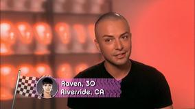 Raven confessional